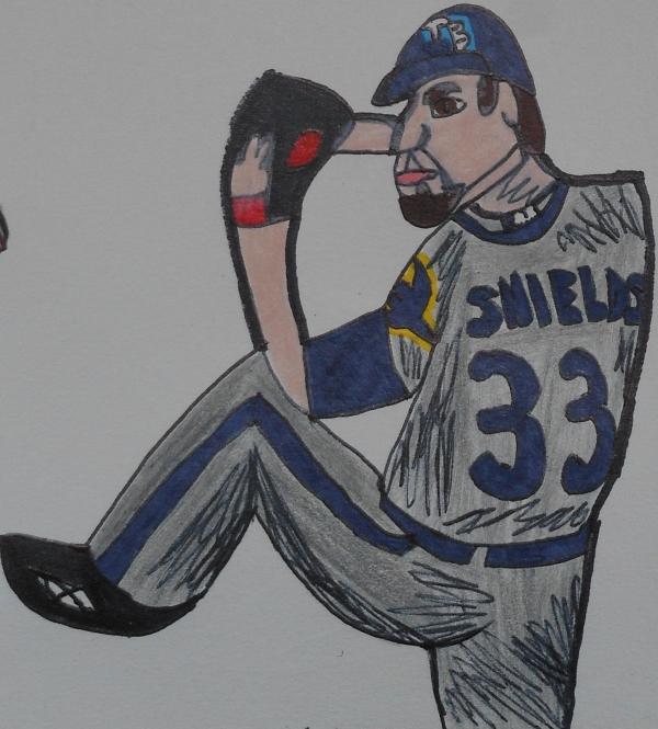 James Shields par armattock
